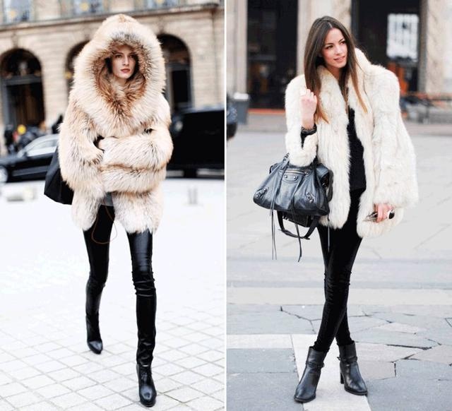 搭配经|大衣穿得好,保暖又时髦