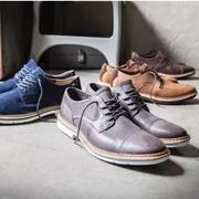 关于皮鞋的四大分类