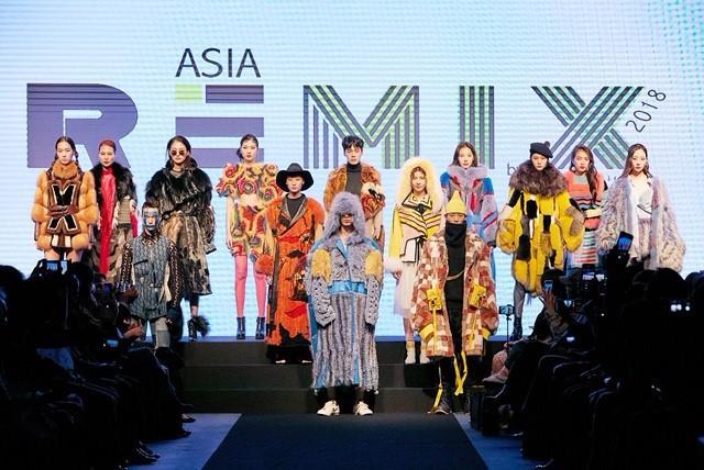 ASIA REMIX 2018 第五届亚洲皮草设计大赛
