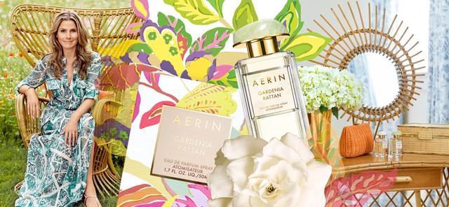AERIN香水沙龙系列即将上市