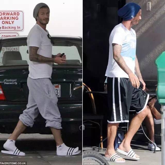 谁说不能穿拖鞋出街?鞋够美就行!