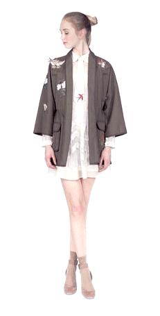 杨紫和服外套到杨幂针织衫还怕秋天没衣服穿