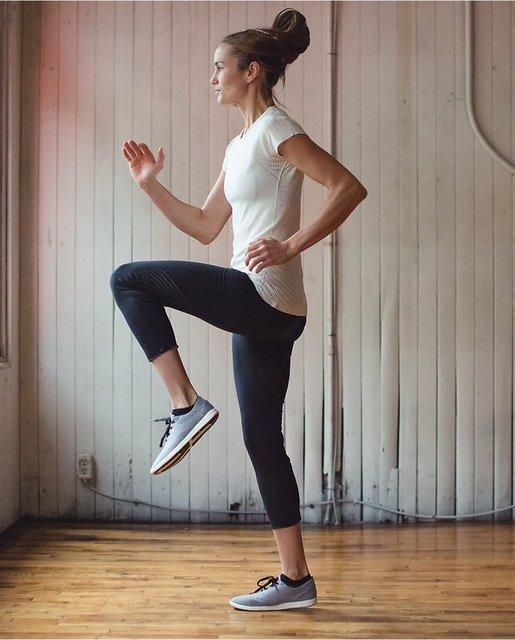 运动装备有多美,健身动力有多大