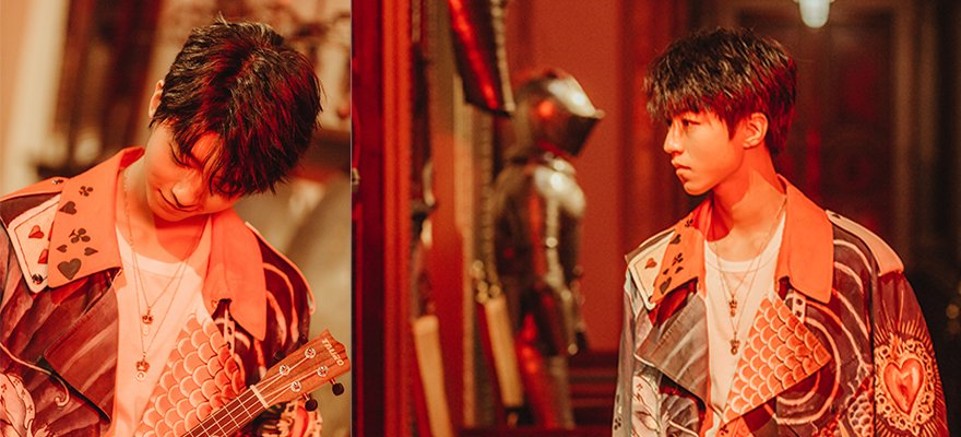 王俊凯 《梦想之城》第三套海报和剧照登场