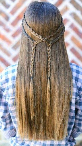 头发从现在长到过年~能长多长?图片