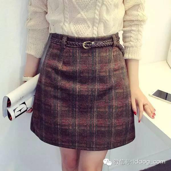 今冬3款包臀裙让你不怕冷又时尚