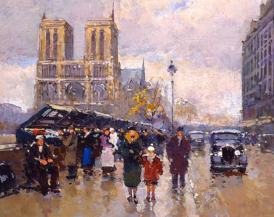 巴黎的盛宴还在流动吗?