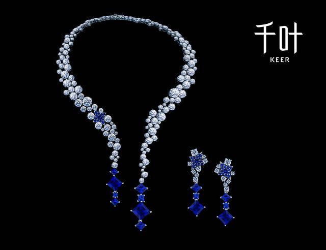 纽约时装周携手千叶珠宝全新亮相