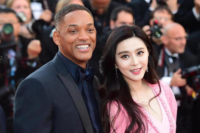 范冰冰舒淇戛纳争艳,其实红毯上还有这些中国面孔