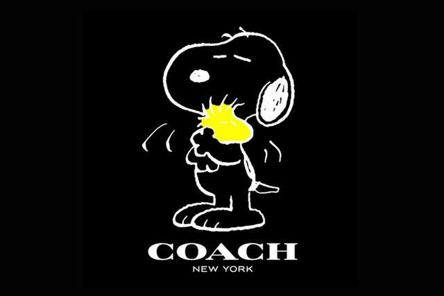 小白狗Snoopy再战时尚圈 限量系列推出