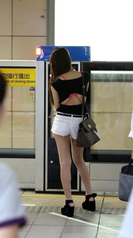短裤短到什么程度就不配叫短裤