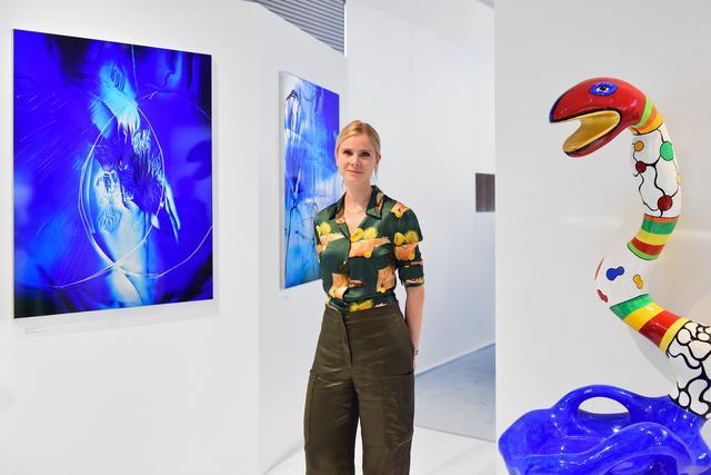 La Prairie莱珀妮X巴塞尔艺术博览会:独特的艺术对话