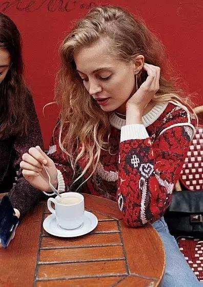 """冬季毛衣怎么""""型""""?会穿毛衣原来是这种体验"""