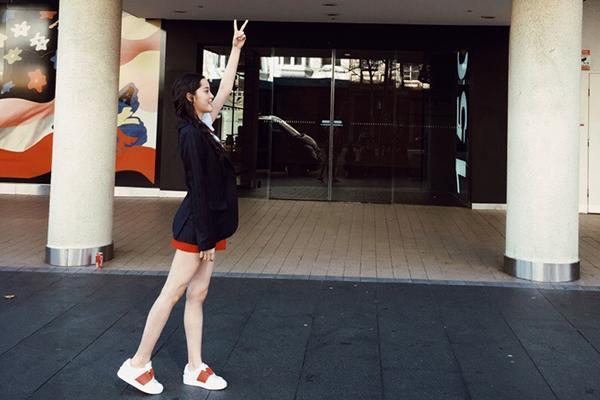 """简单又有效 跟欧阳娜娜刘雯小S一起""""修炼""""美腿!"""