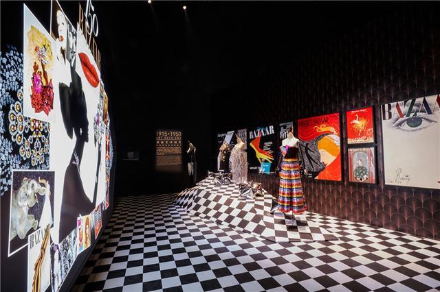 那些你不能错过BAZAAR 150周年时尚艺术大展的理由