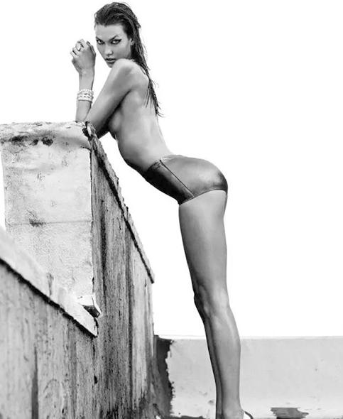 维秘开业了 超模健身计划教你瘦出魔鬼曲线