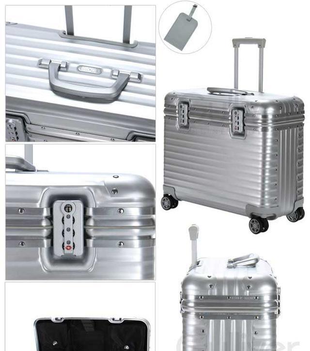 登临装腔全靠它,皓星必备行李箱你拥有几个?