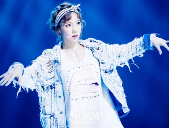 金泰妍强势回归,吃了CD的姑娘一样美炸裂!
