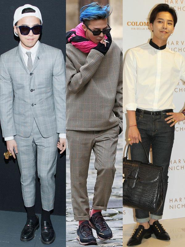 矮个子男生穿衣搭配 教你怎么穿成高个子!