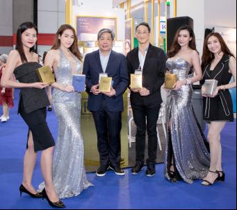 2018东盟美容展,妆蕾Ray携香港莎莎高级副总裁隆重亮相