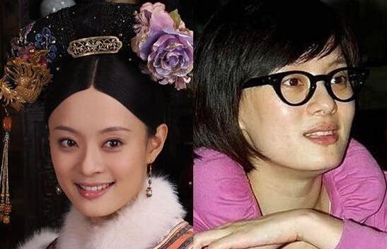 刘涛晒素颜照皮肤好爆表 女星卸妆照PK