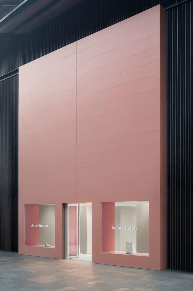 Acne Studios 2019 成邑远洋太古里旗舰店揭幕