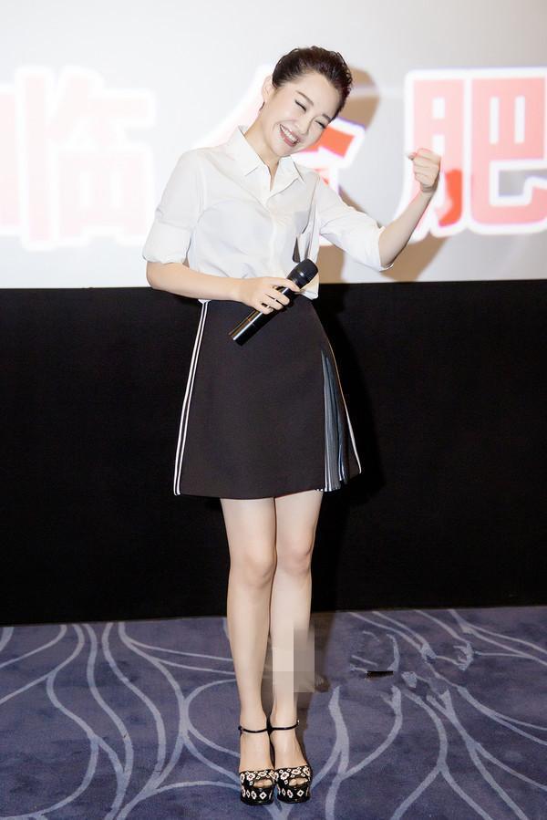 拥有公主命的许晴衣品爆表,刘亦菲和唐嫣都被秒成渣!