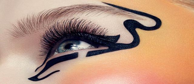 mac魅可艺术眼线系列上市图片
