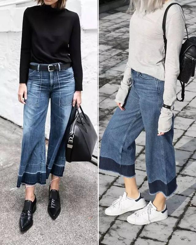 秋天该穿「裤子」了,不如先穿这三条经典牛仔裤吧!