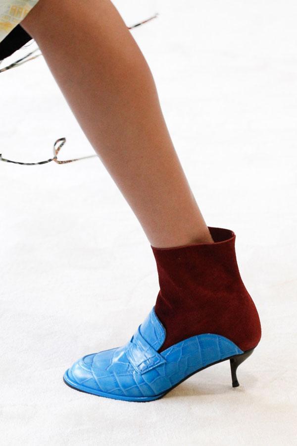 春夏将至 3双鞋足够让你时髦百变
