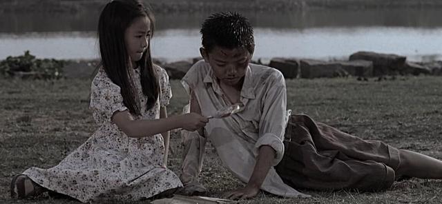 如果说,阮昊天是普通人,那么《功夫》里的小女孩王仕颖算是来头比较图片
