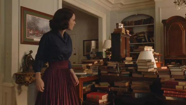 你可以没看过了不起的麦瑟尔夫人这部剧 但是剧中的这些知识点不可以不知道
