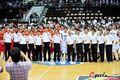 图文:中国队vs中华台北队 两岸队员赛前合影
