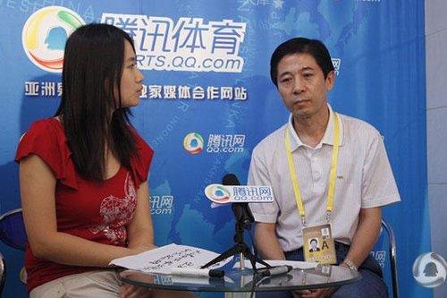 组图:专访天津日报报业集团总编辑王宏_图片_