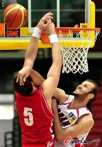 季军战莱特砍28分 约旦胜黎巴嫩获世锦赛门票