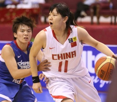 马增玉13分率五人上双 中国82-54胜中华台北