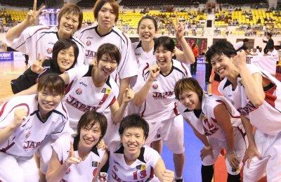 日本女篮单节发飙 轻取中华台北获亚锦赛第三