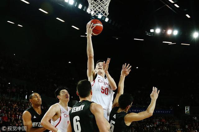 男篮世预赛-红队10分负新西兰两连败 阿不都23+12