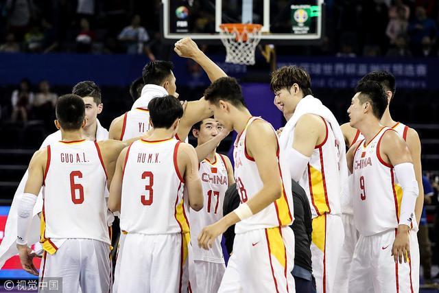 FIBA展望亚洲:中国男篮天赋异禀 世界杯或突破前八