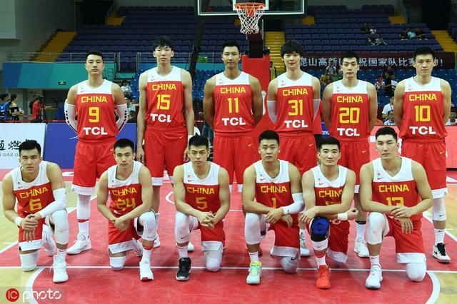 FIBA评世界杯战力榜:美国雄踞榜首 中国第15同组仅次波兰