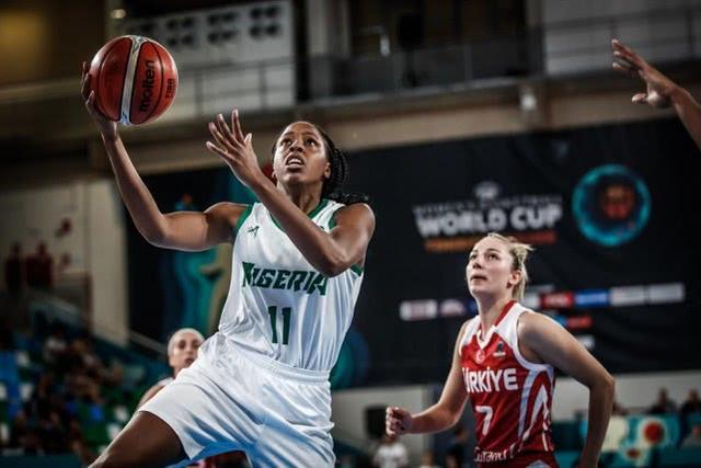女篮世界杯-尼日利亚赢卡位战 法西保不败金身