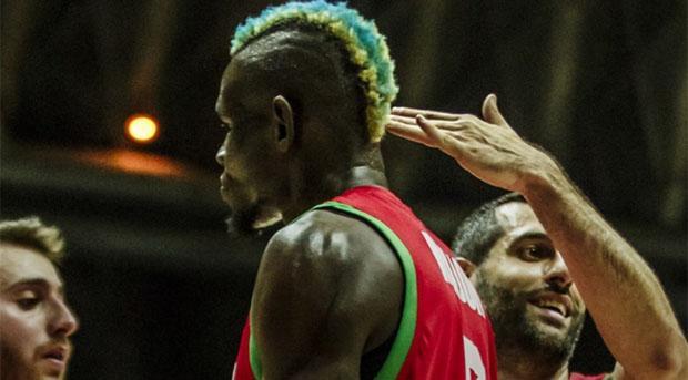 黎巴嫩晋级男篮世界杯很困难 明星后卫威尔将伤愈复出