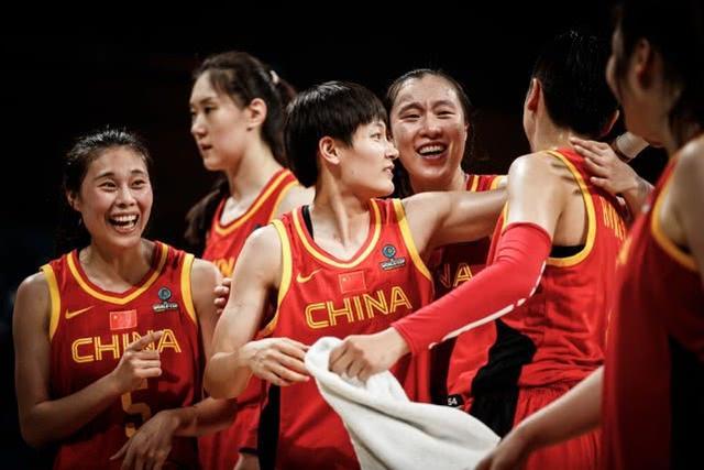 女篮世界杯-中国16分逆转加拿大 将与法国争第5