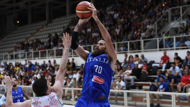 意大利世初赛集训名单:NBA众将缺席 2名将当选