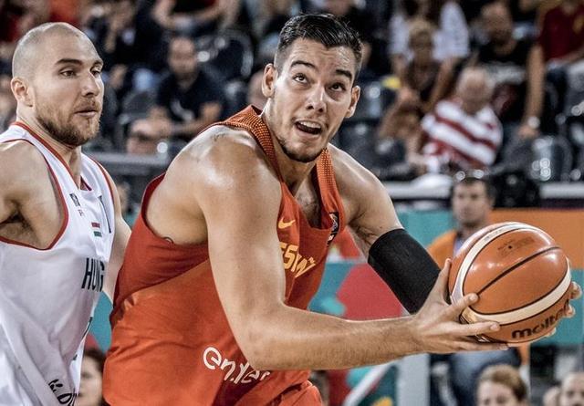 埃尔南戈麦斯谈西班牙男篮目标:希望走到最后