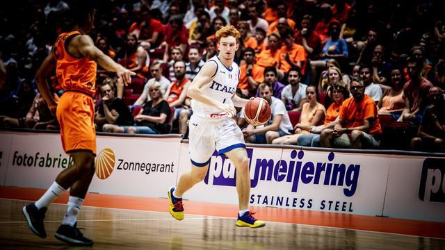 意大利17岁天禀展潜质 或列入2020年NBA选秀