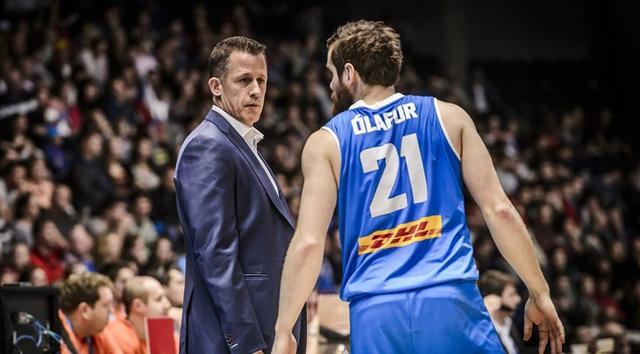 冰岛主帅:全国都在谈论篮球 20岁中锋天赋异禀