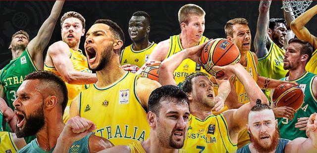 澳大利亚公布世界杯集训名单:西蒙斯领衔NBA众将