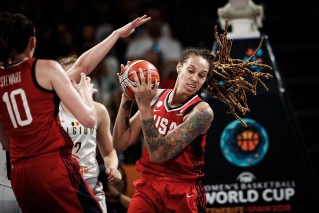 女篮世界杯-美澳会师决赛 比利时与西班牙争季军