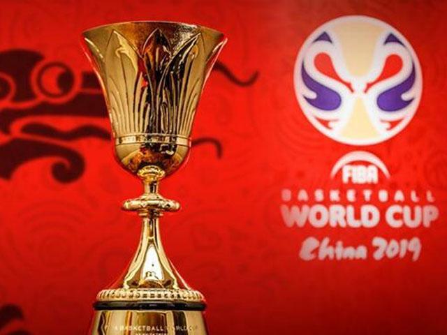 深圳承办2019篮球世界杯抽签仪式 明年3月举行